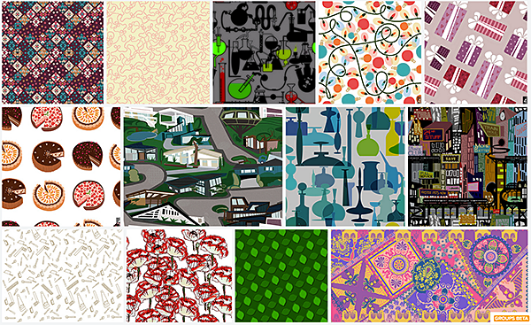 Creative Patterns (image pool)
